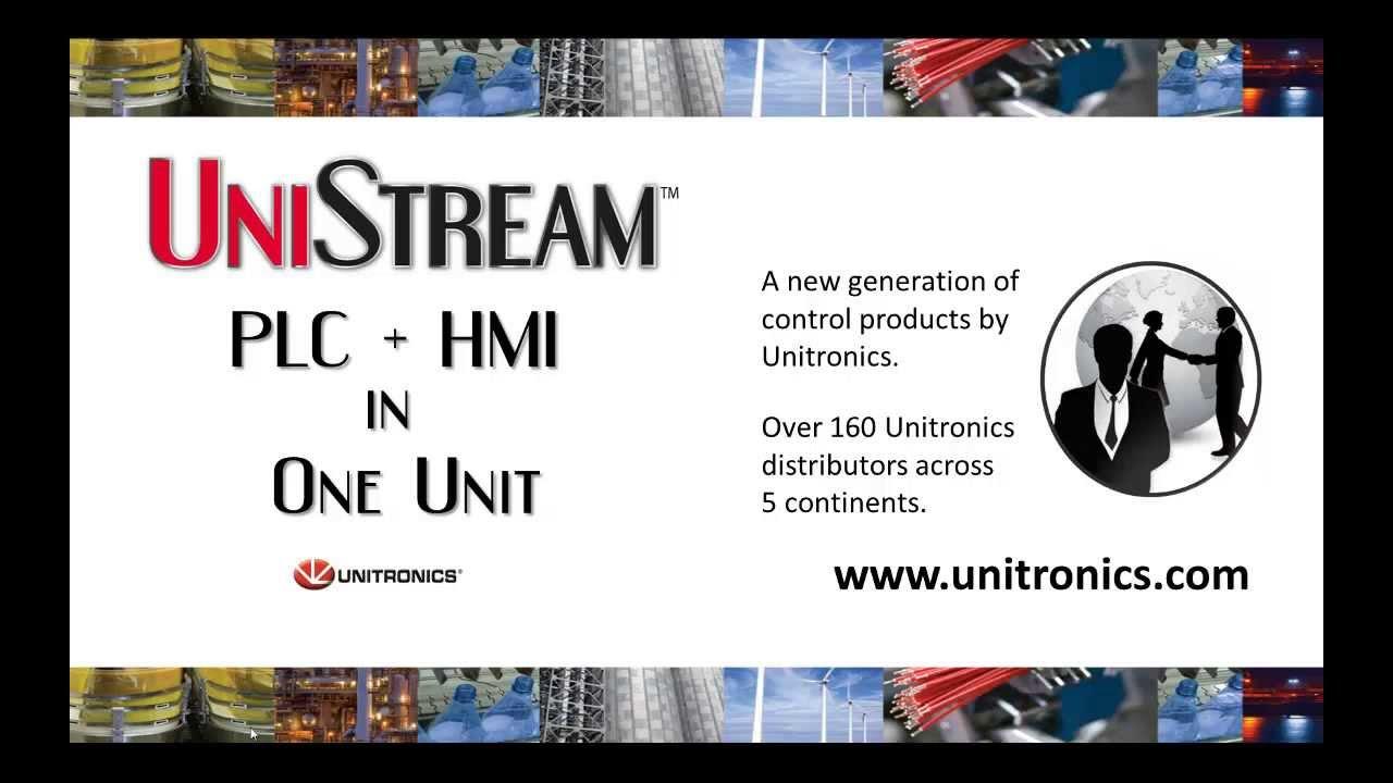 Unitronics Webinar | Youtube
