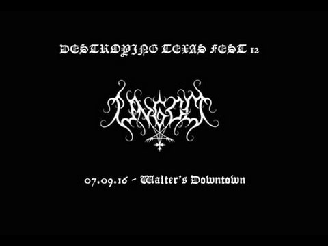 UNGOD - Live at Destroying Texas Fest 12
