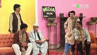 Best Of Zafri Khan and Babbu Braal New Pakistani Stage Drama Full Comedy Clip