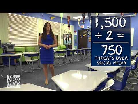 Florida sheriff takes zero tolerance approach to school threats