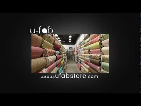 U-Fab - Fabric, Re-Upholstery, Custom Window Treatments, Bedding & More