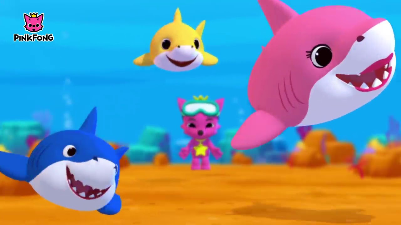 Baby Shark Sing and Dance! Animal Songs PINKFONG Songs for ...