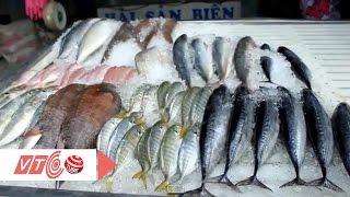 Cách nhận biết cá tẩm hoá chất | VTC