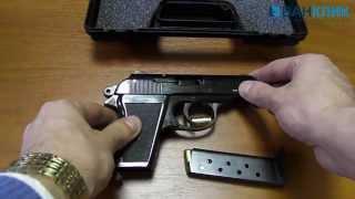 Сигнальный пистолет Ekol Major 9mm черный
