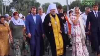 В Спасском соборе города Минусинска отметили День Крещения Руси