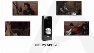Learn more about Apogee ONE: http://www.apogeedigital.com/products/...
