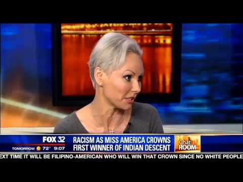 Dr. Daniela Joins Fox32 Chicago's Chatroom: Racial Tensions in America