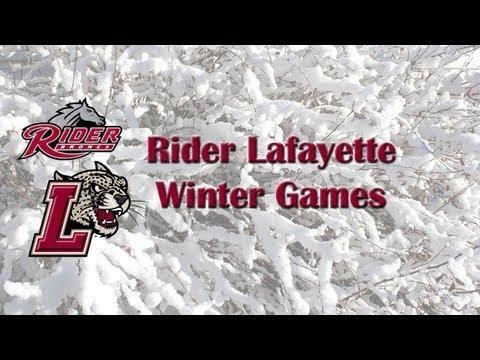 Lafayette Rider Winter Games