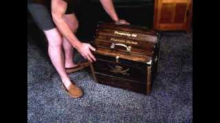 Homemade Treasure Chest