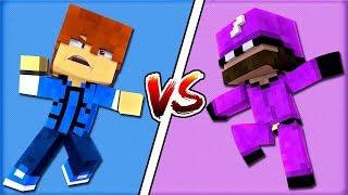 Minecraft Daycare - RYGUYROCKY VS UNICORN MANN!? (Minecraft Roleplay)