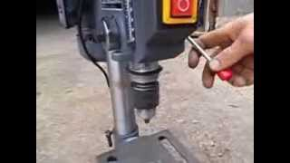 Clarke Metal Worker Bench/pillar Drill 245w