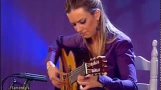 """Flamenco. Guitarra Flamenca, Laura González. """"Brujuleo"""" (G..."""