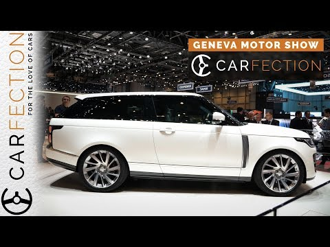 Range Rover SV Coupe: Why Less Is More - Carfection