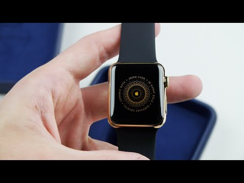 Thumbnail: 18-Karat Gold Apple Watch Edition Unboxing!