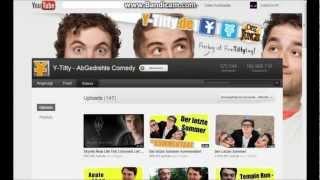 Top 3 Der meist Abonnierten Deutschen YouTube Kanäle [German] [HD] [Alt]