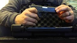 STI Spartan III 3 inch compact 1911 review