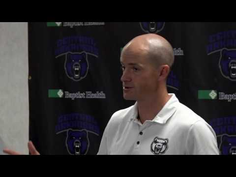 Men's Soccer: Bear Backers, Oct. 17