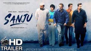 Sanju - Official Trailer #2 (2018) Ranbir Kapoor
