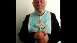 My spiritual advisor Ioan Cucu