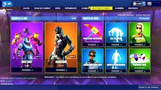 BOUTIQUE FORTNITE du 25 Mars 2019 ! ITEM SHOP March 25 2019 ! thumbnail