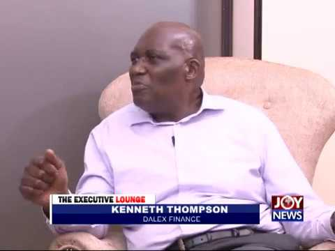 Ken Thompson - Executive Lounge