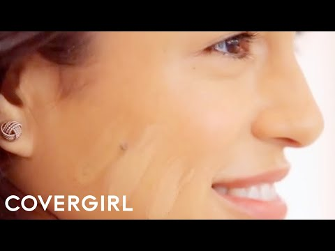 easy-makeup-tips---how-to-apply-foundation-makeup-|-covergirl