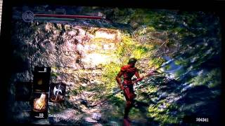 Dark Souls - Best Soul Farming In Darkroot Garden - 9,000 souls per minute!