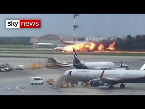 Breaking News: At least 41 dead as plane makes emergency landing