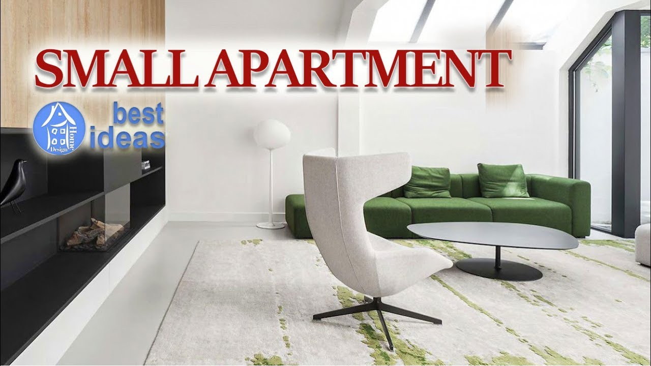 💗 Best Small Apartment Ideas – Decorating Room in a Minimalist ...