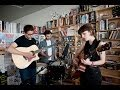 Daughter: NPR Music Tiny Desk Concert: Daughter first popped up on our radar when we heard the London band's song