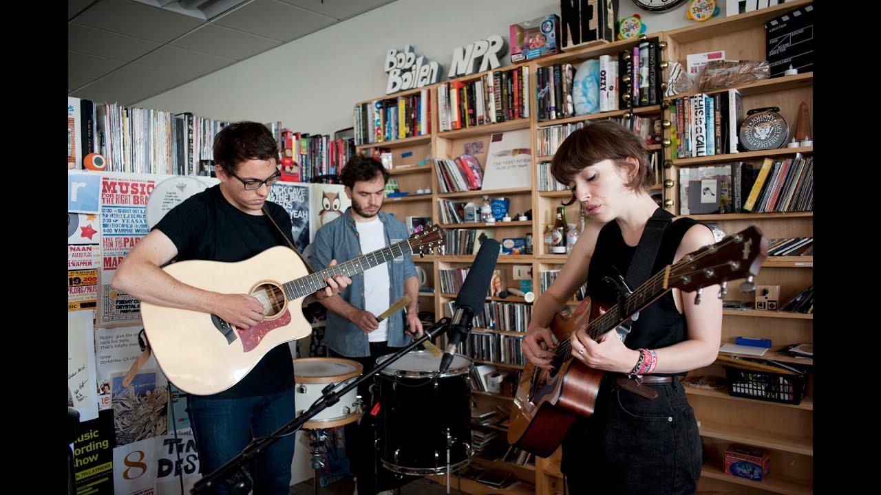 Daughter: NPR Music Tiny Desk Concert - YouTube