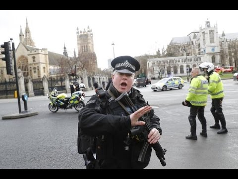 Terror Strikes In London Near Parliament