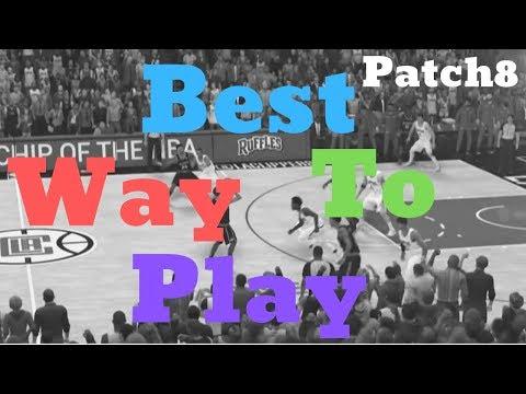 NBA 2k19 Best Way To Play MyCareer