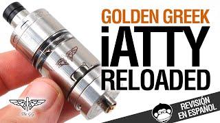 VUELVE LA LEYENDA / Golden Greek iAtty Reloaded / revisión