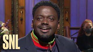 Daniel Kaluuya Monologue - SNL
