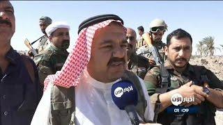 أبناء العشائر يستعدون لمسك الأرض بعد تقدم القوات العراقية