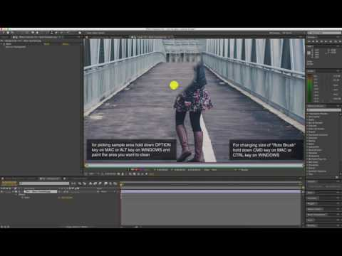 After Effects Photo Projector Pro basic tutorial