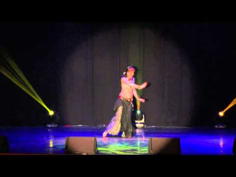 Samantha Emanuel Tribal Fusion Belly Dance...
