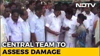 Cyclone Gaja: Tamil Nadu Seeks Rs. 15,000 Crore Help From Centre