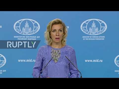 Russia: Washington visa decision driven by 'political reasons' - Zakharova