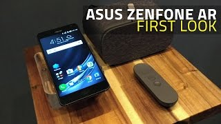Asus ZenFone AR First Look | 8GB RAM Smartphone With Tango, DayDream Support