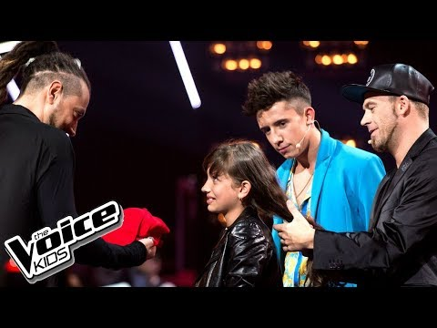 The Best Of! Wiktoria Gabor - The Voice Kids Poland 2