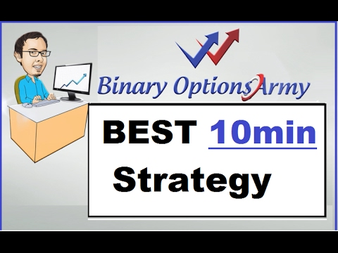 Best trading strategy binary options