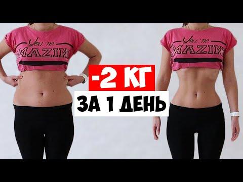 Как похудеть за 4 дня на 5 кг в домашних условиях упражнения