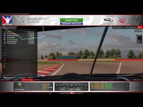 PRL Silverstone practice - Audio Test