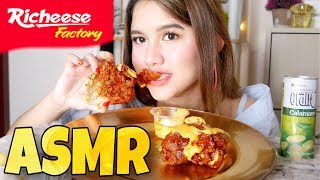 Download Video ASMR - RICHEESE FIRE CHICKEN | Eating Sounds MP3 3GP MP4