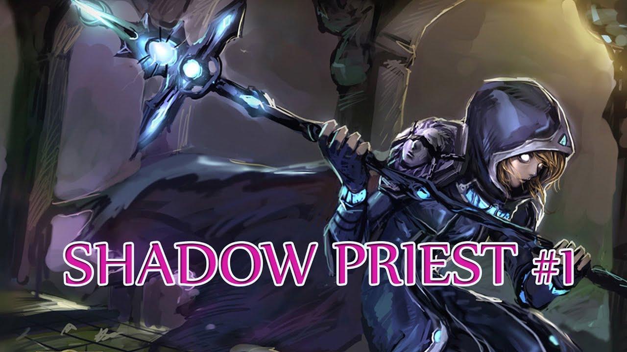 Hearthstone: Shadow Priest #1 - Shadowform - YouTube