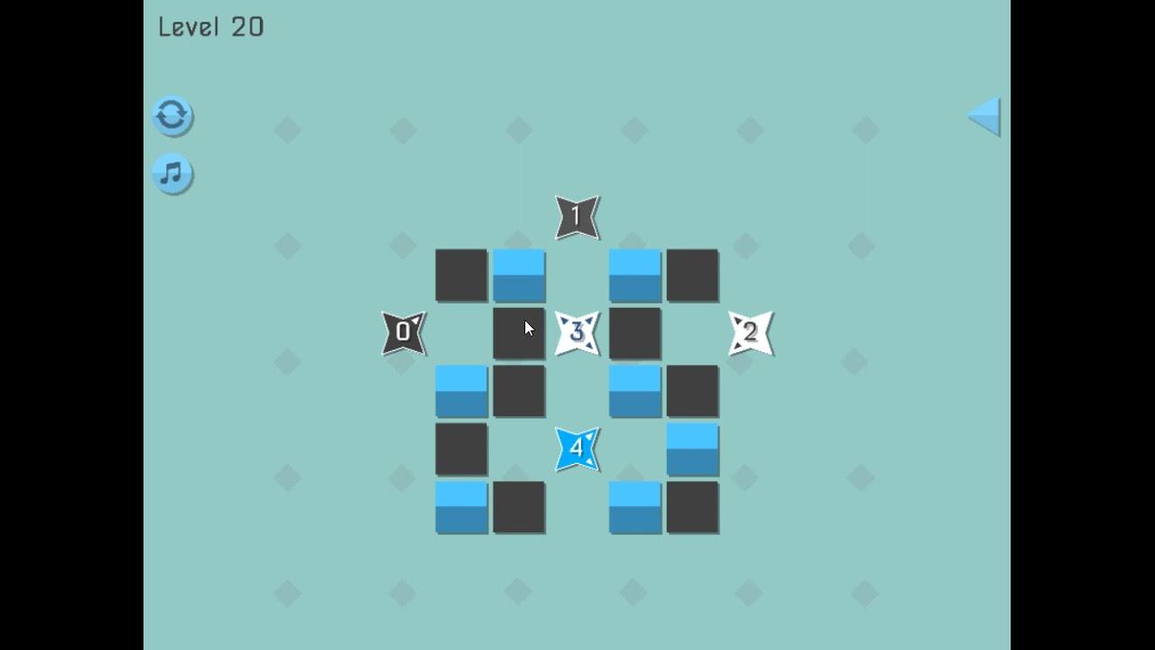 Binary Levels 1 - 24 Walkthrough Cool Math Games