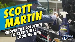 Scott Martin Challenge VS Bass Boat Vinyl Seats by Star Brite