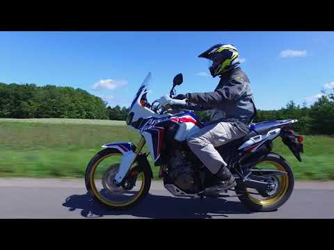 Honda Africa Twin Road Test